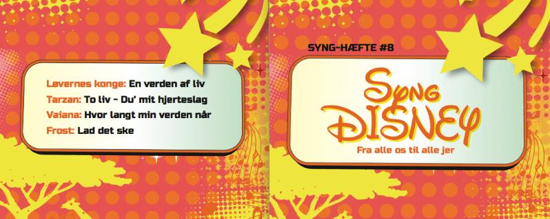 Disney-stævne i København med Tine Ohrt