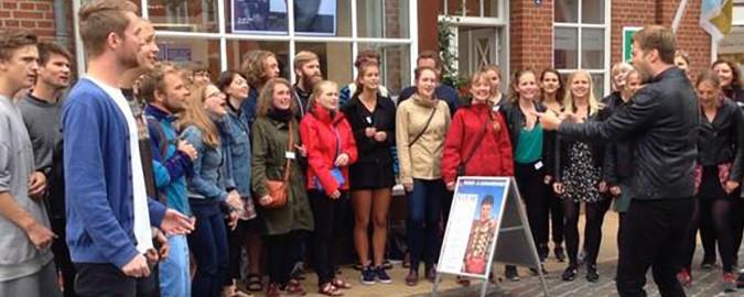 Sommerstævne 2017 - Gruppe D - Ungdomsgruppen - SYNG New Nordic