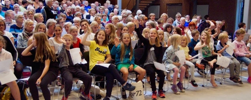 Sommerstævne i Tønder i uge 30, 2020