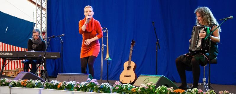 Danske sange i nye klæder i Aalborg med Erik Sommer og Zenobia